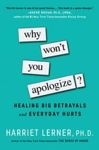Why Won't You Apologize? Cover Image
