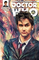 Doctor Who: The Tenth Doctor #2.6 by Nick Abadzis
