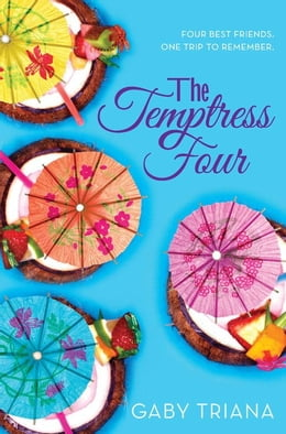 Book The Temptress Four by Gaby Triana