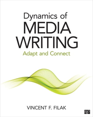 Dynamics of Media Writing Adapt and Connect