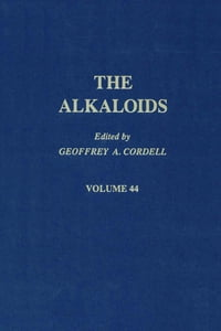 The Alkaloids: Chemistry and Pharmacology