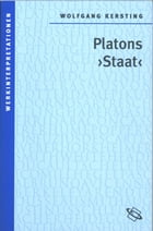 "Platons ""Staat"" by Wolfgang Kersting"