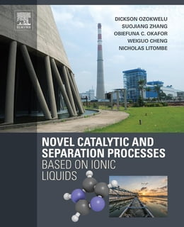 Book Novel Catalytic and Separation Processes Based on Ionic Liquids by Dickson Ozokwelu
