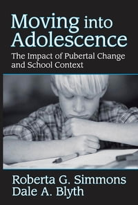 Moving into Adolescence