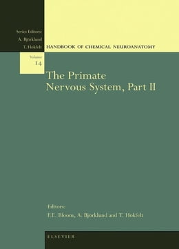 Book The Primate Nervous System, Part II by T. Hokfelt
