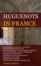 Huguenots in France by Smiles, Samuel