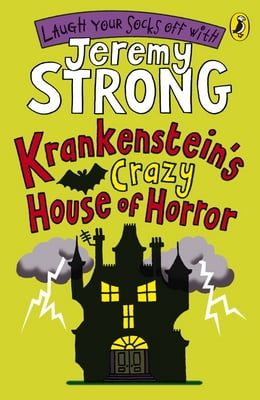Book Krankenstein's Crazy House of Horror by Jeremy Strong
