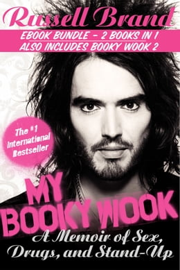 Book Booky Wook Collection by Russell Brand