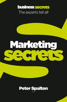 Book Marketing (Collins Business Secrets) by Peter Spalton