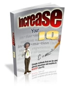 Increase Your IQ by Anonymous