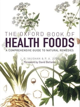 Book The Oxford Book of Health Foods by J.G. Vaughan