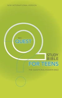 NIV, Quest Bible for Teens, eBook: The Question and Answer Bible