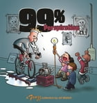 99 Percent Perspiration: A Frazz Collection by Mallett, Jef