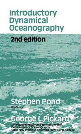 Book Introductory Dynamical Oceanography by Pond, Stephen