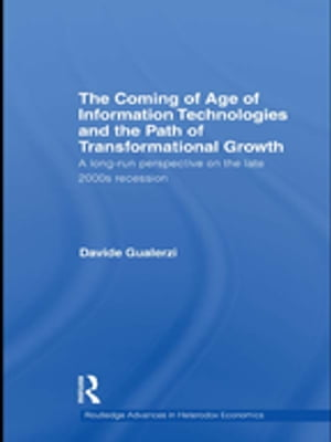 The Coming of Age of Information Technologies and the Path of Transformational Growth. A long run perspective on the 2000s recession