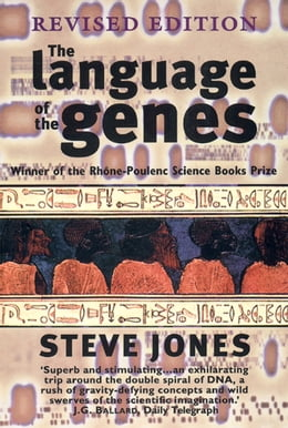 Book The Language of the Genes by Steve Jones