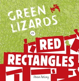 Green Lizards vs Red Rectangles A story about war and peace