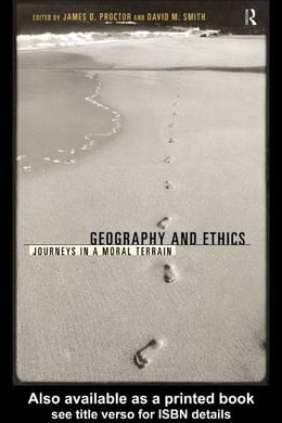 Book Geography and Ethics by Proctor, James D.