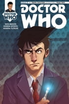 Doctor Who: The Tenth Doctor #2.14 by Nick Abadzis