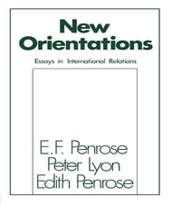New Orientations: Essays in International Relations