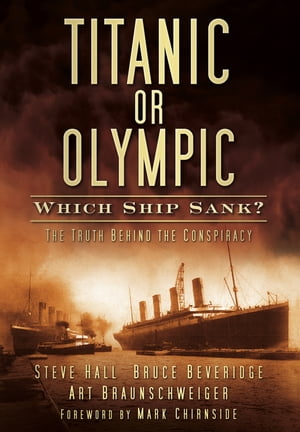 Titanic or Olympic Which Ship Sank?