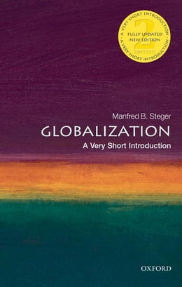 Book Globalization:A Very Short Introduction by Manfred Steger