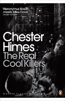 Book The Real Cool Killers by Chester Himes