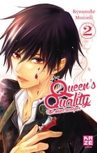 Queen's Quality T02 by Kyousuke Motomi