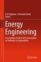 Energy Engineering: Proceedings of CAETS 2015 Convocation on Pathways to Sustainability by Purnendu Ghosh