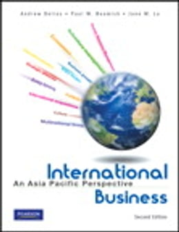 Book International Business: An Asia Pacific Perspective by Andrew Delios