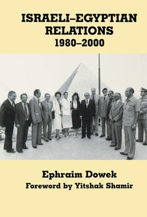 Israeli-Egyptian Relations,  1980-2000