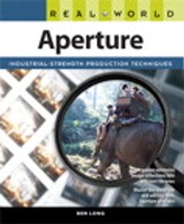Book Real World Aperture by Ben Long