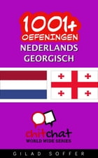 1001+ oefeningen nederlands - Georgisch by Gilad Soffer