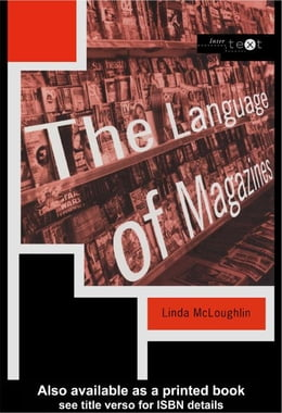 Book The Language of Magazines by McLoughlin, Linda