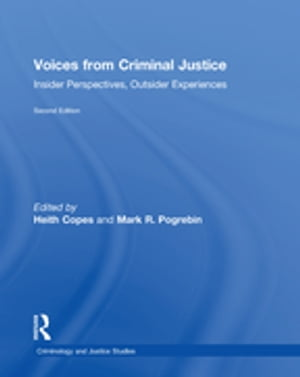 Voices from Criminal Justice Insider Perspectives,  Outsider Experiences