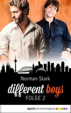 different boys - Folge 2 by Norman Stark