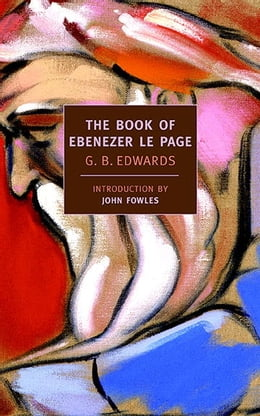 Book The Book of Ebenezer le Page by G.B. Edwards