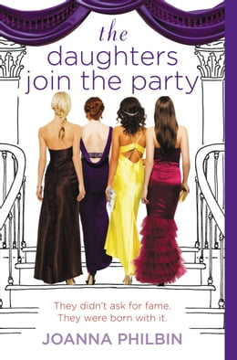 Book The Daughters Join the Party by Joanna Philbin