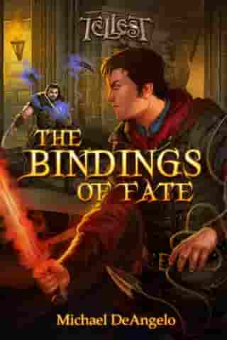 The Bindings of Fate: The Child of the Stars Trilogy, #1