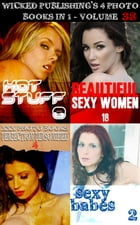 Wicked Publishing's 4 Photo Books In 1 - Volume 38 by Tina Samuels