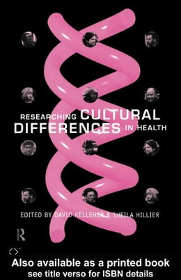 Book Researching Cultural Differences in Health by Kelleher, David