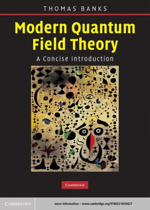 Modern Quantum Field Theory A Concise Introduction