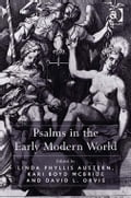 Psalms in the Early Modern World is the first book to explore the use, interpretation, development, translation, and influence of the Psalms in the Atlantic world, 1400-1800. In the age of Reformation, when religious concerns drove political, social, cultural, economic, and scientific discourse, the Bible was the supreme document, and the Psalms were arguably its most important book. The Psalms played a central role in arbitrating the salient debates of the day, including but scarcely limited to