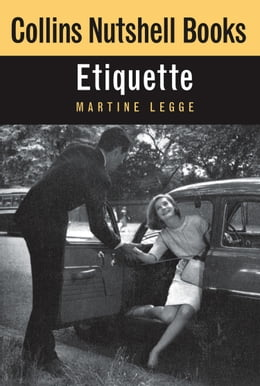 Book Etiquette (Collins Nutshell Books) by Martine Legge