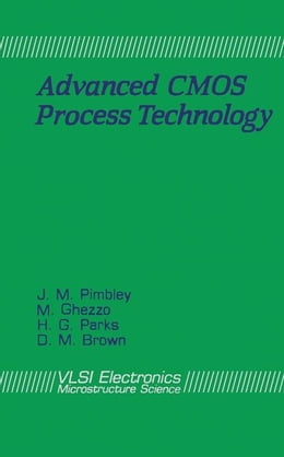 Book Advanced CMOS Process Technology by Pimbley, J