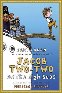 Book Jacob Two-Two on the High Seas by Cary Fagan