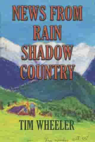 NEWS FROM RAIN SHADOW COUNTRY by Tim Wheeler
