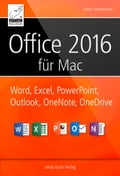 Microsoft Office 2016 für den Mac: Word, Excel, PowerPoint, Outlook, OneNote und OneDrive Deal