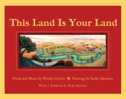 Book This Land Is Your Land by Woody Guthrie