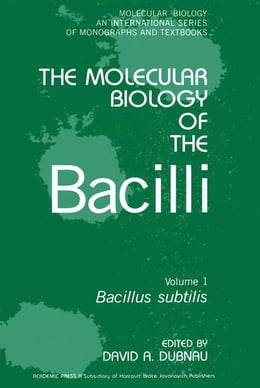 Book Bacillus Subtilis by Dubnau, David